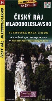 Obálka titulu Český ráj-Mladoboleslavsko / Turistická mapa SHOCart