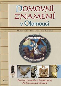 Obálka titulu Domovní znamení v Olomouci