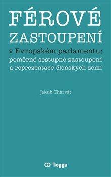 Obálka titulu Férové zastoupení v Evropském parlamentu