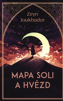 Obálka titulu Mapa soli a hvězd