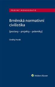 Brněnská normativní civilistika