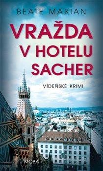 Obálka titulu Vražda v hotelu Sacher