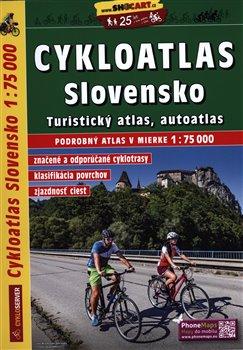 Cykloatlas Slovensko 1:75 000