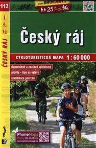 Cykloturistická mapa SHOCart - Český ráj 1:60 000