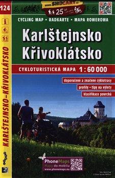 Obálka titulu Cykloturistická mapa SHOCart - Karlštejnsko, Křivoklátsko 1:60 000