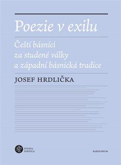 Obálka titulu Poezie v exilu