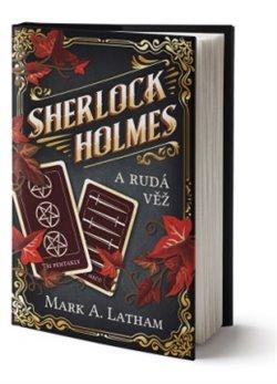Obálka titulu Sherlock Holmes a Rudá věž