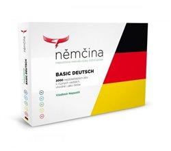 Obálka titulu Němčina – Basic Deutsch – 2000 nejdůležitějších slov