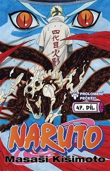 Obálka titulu Naruto 47: Prolomení pečeti!