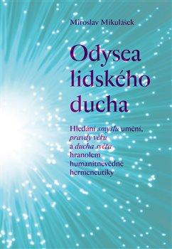 Obálka titulu Odysea lidského ducha