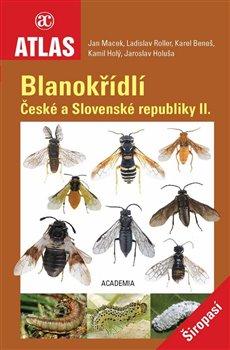 Obálka titulu Blanokřídlí České a Slovenské republiky II.