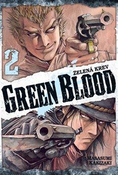 Obálka titulu Green Blood - Zelená krev 2