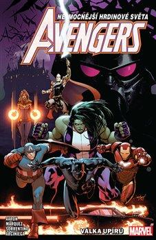 Obálka titulu Avengers 3: Válka upírů