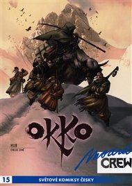 Modrá CREW 15: Okko 3-4