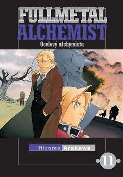 Obálka titulu Fullmetal Alchemist - Ocelový alchymista 11
