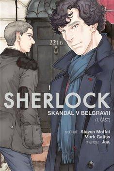 Sherlock 4: Skandál v Belgrávii