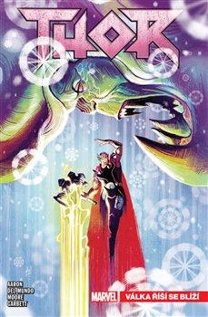 Obálka titulu Thor 2: Válka říší se blíží