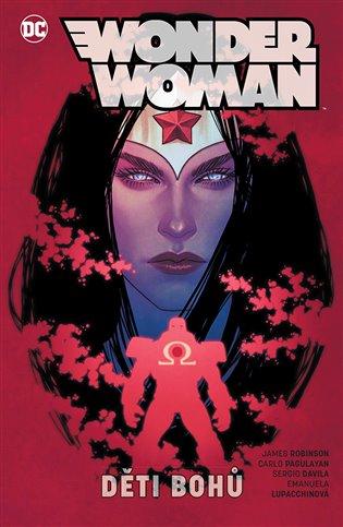 Wonder Woman 6: Děti bohů