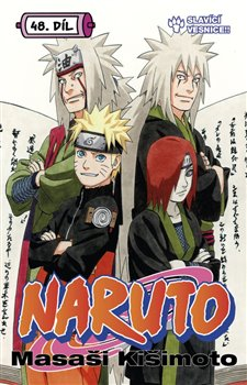 Obálka titulu Naruto 48