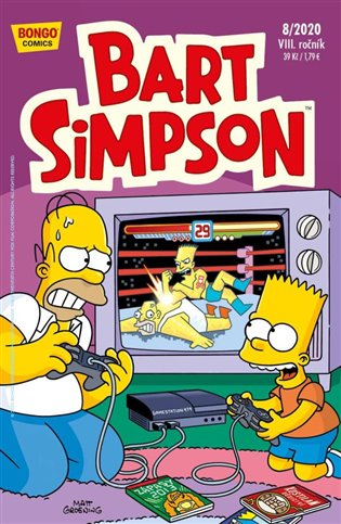 Bart Simpson 8/2020