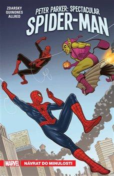 Obálka titulu Peter Parker Spectacular Spider-Man 3: Návrat do minulosti