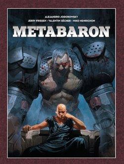 Obálka titulu Metabaron