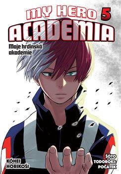 Obálka titulu My Hero Academia - Moje hrdinská akademie 5