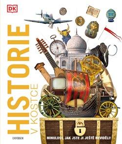 Obálka titulu Historie v kostce
