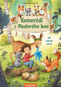 Obálka titulu Kamarádi z Medového lesa - Jak zahnat stesk