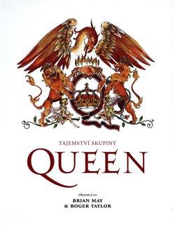 Obálka titulu Tajemství skupiny Queen