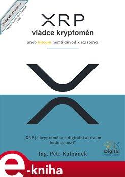 Obálka titulu XRP, vládce kryptoměn
