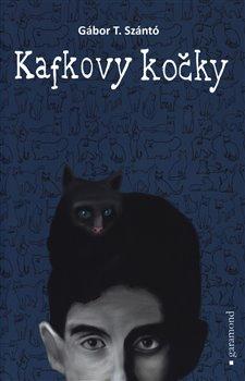 Obálka titulu Kafkovy kočky