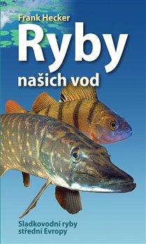 Obálka titulu Ryby našich vod