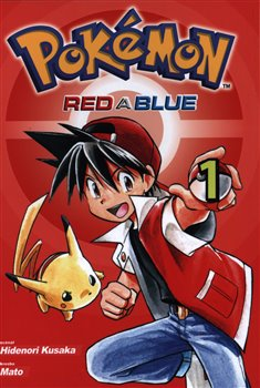 Pokémon - Red a blue 1