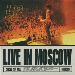 Obálka titulu Live In Moscow