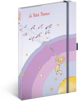 Obálka titulu Notes Malý princ – Má planeta, linkovaný, 13 × 21 cm