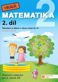 Hravá matematika 2 - pracovní učebnice - 2. díl
