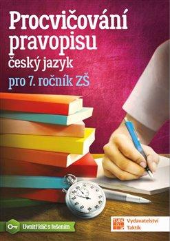 Obálka titulu Procvičování pravopisu pro 7. ročník