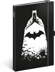 Notes Batman, linkovaný, 13 × 21 cm
