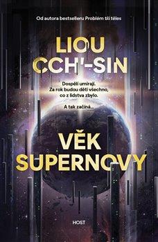 Obálka titulu Věk supernovy