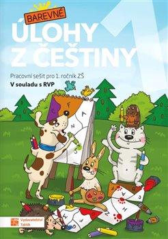 Obálka titulu Barevné úlohy z češtiny pro 1. ročník