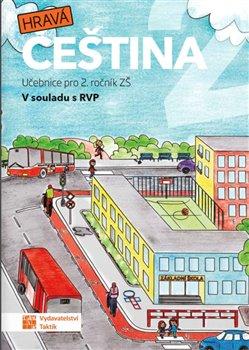 Obálka titulu Hravá čeština 2 –  učebnice