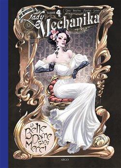 Obálka titulu Lady Mechanika 4 - limitovaná edice
