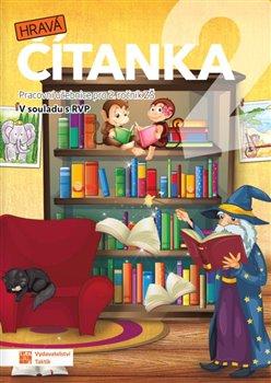 Obálka titulu Hravá čítanka 2 - pracovní učebnice