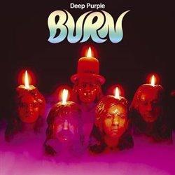 Obálka titulu Burn