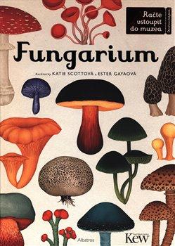Obálka titulu Fungarium