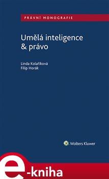 Obálka titulu Umělá inteligence & právo