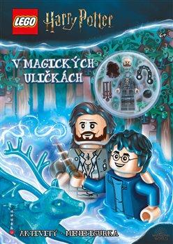 Obálka titulu Lego Harry Potter - V magických uličkách
