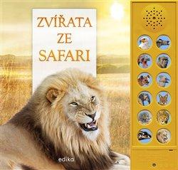 Obálka titulu Zvířata ze safari