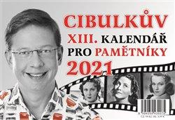Obálka titulu Cibulkův kalendář pro pamětníky 2021